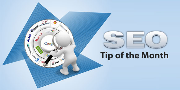 SEO Tip of the Month